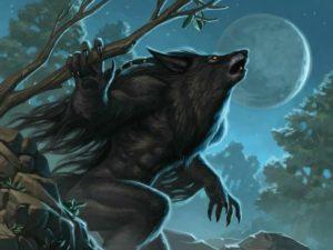 Внешний облик волколака