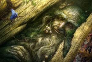 Кто такой лесовик
