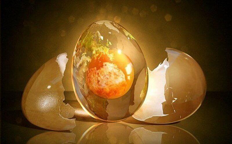Яйцо для выкатки