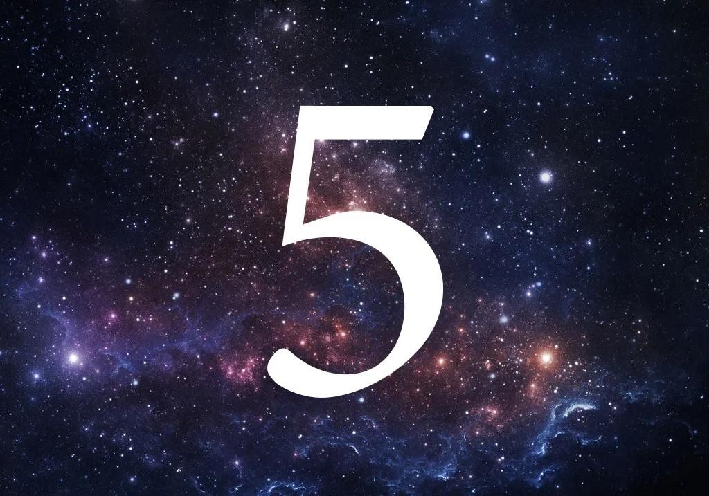 нумерология 5