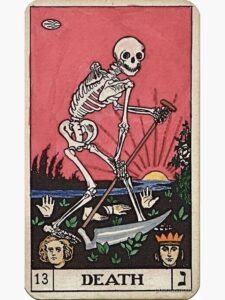 таро смерть