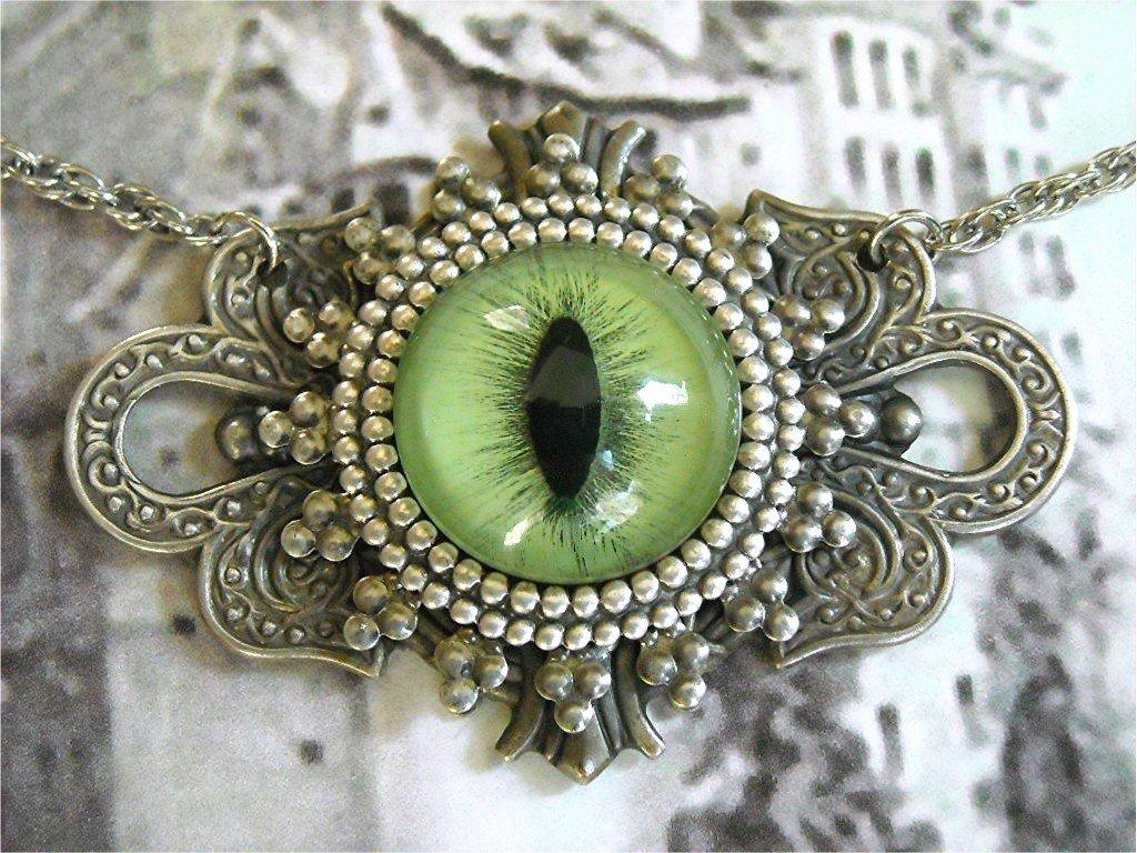 талисман глаз