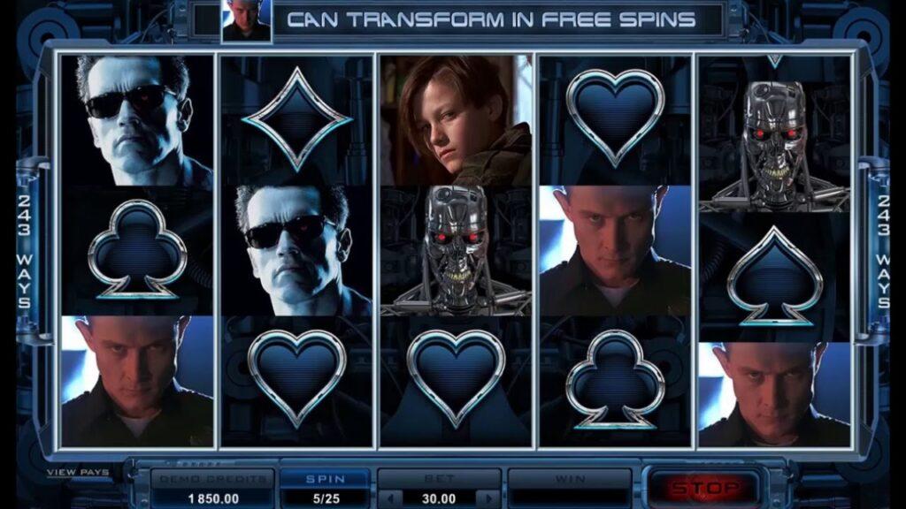 автомат Dark Knight
